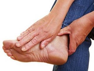 Topuk ağrısı Topuk Ağrısı